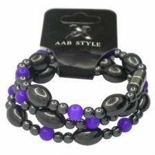 Hematite Necklace / Bracelet with Magnets 18