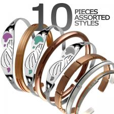 stainless steel kids bracelets