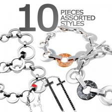 Wholesale Ladies Stainless Steel Bracelets