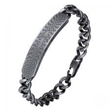 antique finish bracelet