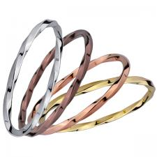 TWISTED METAL BANGLE