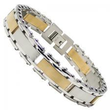 Wholesale Rose and Steel Men bracelet