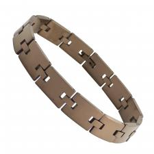 Men's Tungsten Copper Bracelet