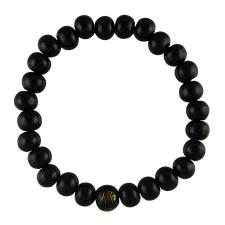 Black wooden Prayer Bracelet
