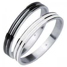 Ceramic, Steel, Women's Bracelet