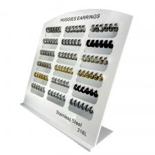 Stainless Steel Studs Display