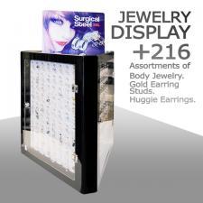 Wholesale, Jewelry, Earring, Display, Acrylic.