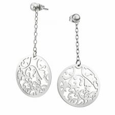 Stainless Steel Dangling Earrings