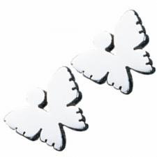 Stainless Steel Earrings-Butterfly