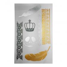 Wholesale Metallic Tattoo