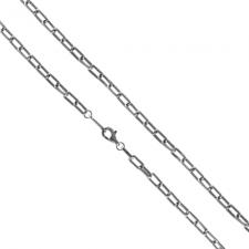 Stainless Steel Necklace - 4mm wide