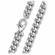 Beautiful Stainless Steel Necklace - 8mm Wide