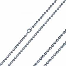 Beautiful Stainless Steel Necklace-- 3mm Wide
