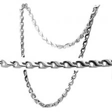 Stainless Steel Link Necklace