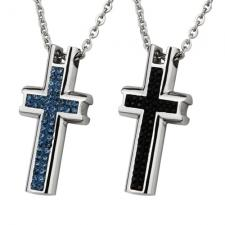 Stainless Steel Cross Pendant (Chain Is Not Included)