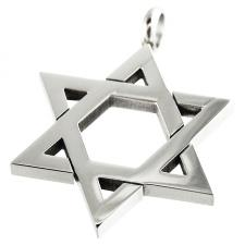 Wholesale Judaica star of david pendant