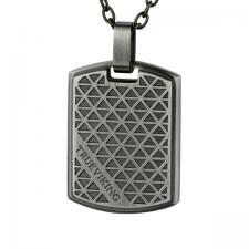 Stainless Steel True Viking Pendant