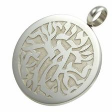 Staniless Steel Judaica Pendant