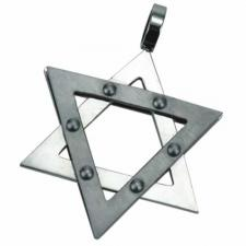 Very Nice Star Of David Pendant