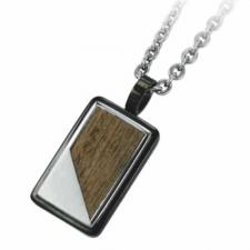 Pendant With Wood