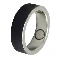 Stainless Steel Ring w/ Magnets