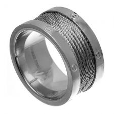 Wholesale Steel Cable Rings