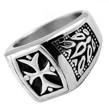Wholesale Maltese Cross Ring