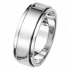 Stainless Steel Spinning Ring