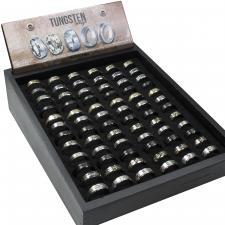 Tungsten Rings in Bulk