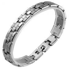 Stainless Steel Link Bracelet