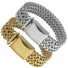 Men's Stainless Steel Franco Link Bracelet