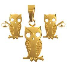 Wholesale Owl Earrings and Pendants