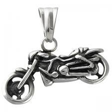 #StainlessSteel #Motorcycle #Pendant