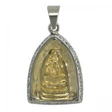 Stainless Steel Ganesha Pendant