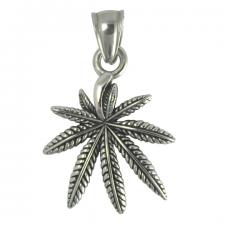Stainless Steel Hemp Pendant