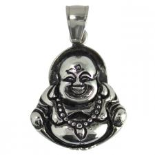 Stainless Steel Buddha Pendant