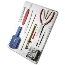 16 piece Toolkit for Jewelry Maintenance purposes