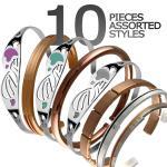 stainless steel kids bracelets