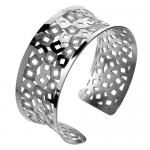 Wholesale Adjustable Bangle in Stainless Steel