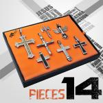 Wholesale Stainless Steel Crosses