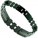Stainless Steel Black PVD Bracelet